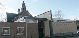Clubgebouw nieuw-salem